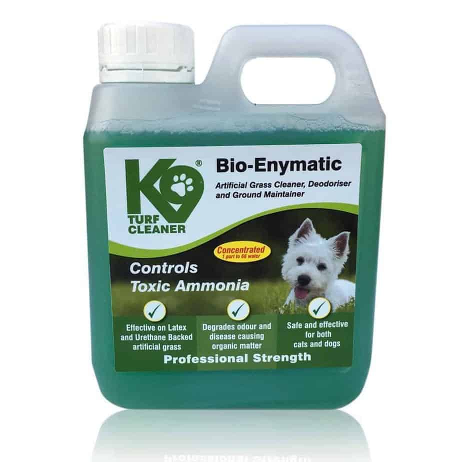 dog pee cleaner