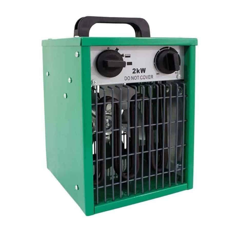 greenhouse fan heaters